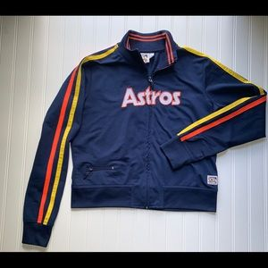 Houston Astros Cooperstown collection sweatshirt
